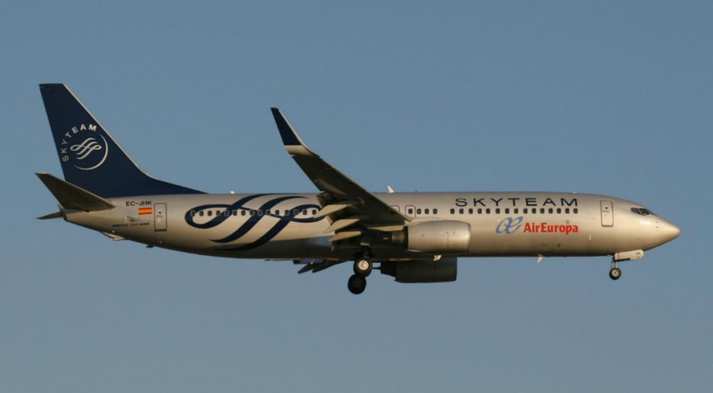 SkyTeam y Air Europa, unión perfecta.