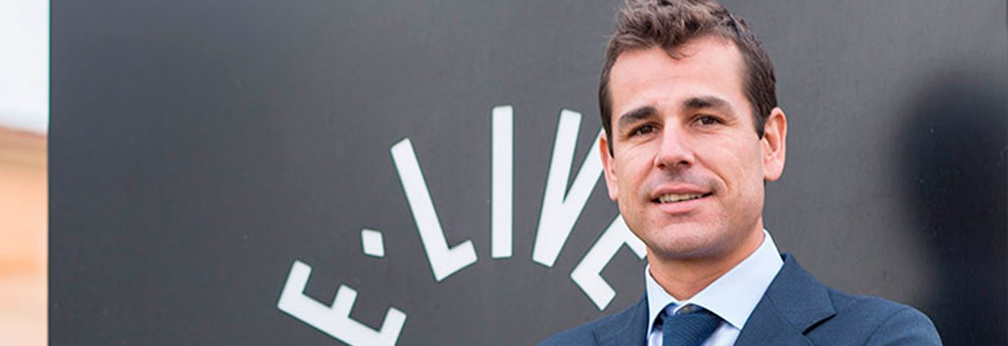 Javier Blanco, director de Be Live Hotels