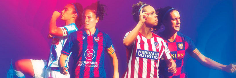 Cartel de la Supercopa femenina 2020