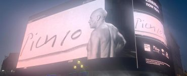 Picasso en Piccadilly Circus